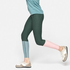 NWT Outdoor Voices 7/8 Dipped Leggings